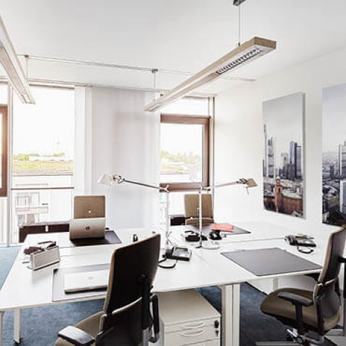 Büro tageweise mieten frankfurt